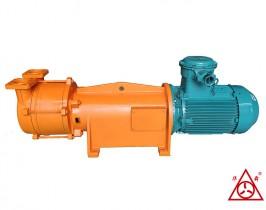 云南F2BV系列耐腐蚀液环式真空泵